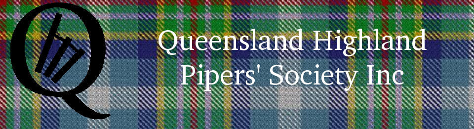Queensland Highland Pipers' Society Inc